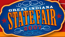 Indiana State Fair 2007 logo, copied from their website.