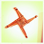St Brigid's Cross, via flickr