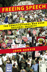 Cover of John Denvir's book 'Freeing Speech' via NYU Press website