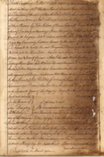 Bill of Sale for 100 Pounds for 'One Boy Named Limrick' (sic) from Mark Guthry to John Nealson in Charleston, SC March 1742