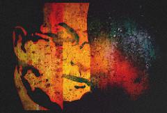 Salman Rushdie, via Surian Soosay on Flickr
