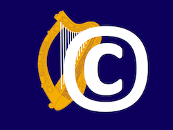 Harp and copyright