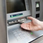 Overpayments by ATMs and theft from banks