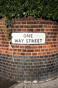 One Way Street via Wikipedia
