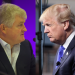 Free speech for Trump but nobody else? Let's see what Denis O'Brien might have to say about that