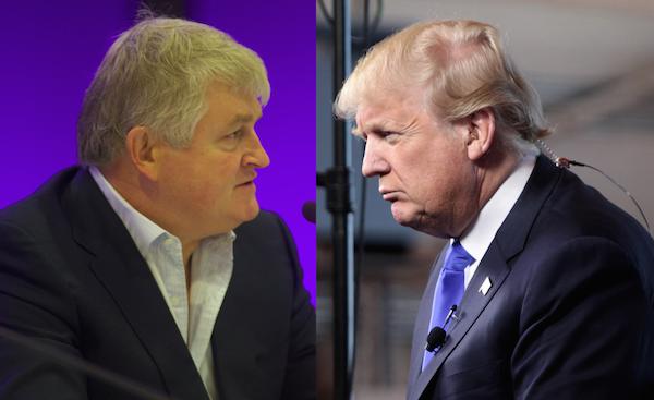 O'Brien & Trump