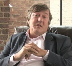 Stephen Fry (via Flickr)
