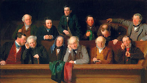 The Jury, by John Morgan, via Wikipedia