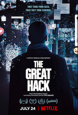 Great Hack poster via IMDB