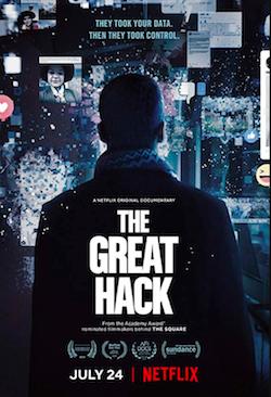 Great Hack poster via IMDB