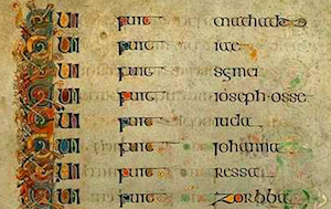 Folio 201R (element) via Wikipedia