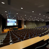 Ed Burke Lecture Theatre, via TCD (element)