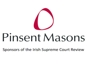 Pinsent Masons sponsors of ISCR