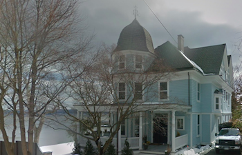 1 Laveta Place, Nyack, NY 10960, via Google Streetview (element)