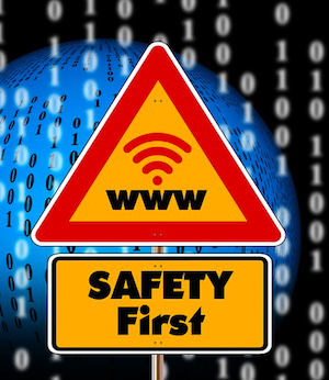 www safety first; via Pixabay (element)