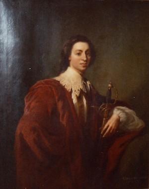 Robert, 1st Earl Belvidere